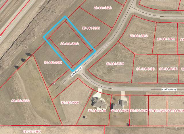 Lot 4 Blk 1 9th Avenue SE, Willmar, MN 56201 (#5730219) :: Holz Group
