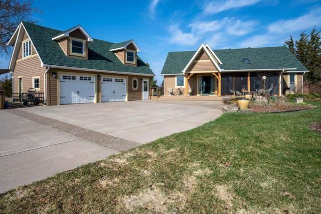 1340 60th Street, Saint Joseph Twp, WI 54025 (#5730476) :: Lakes Country Realty LLC