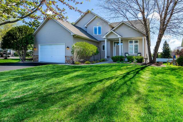 1803 Countryside Drive, Shakopee, MN 55379 (#5731160) :: The Janetkhan Group