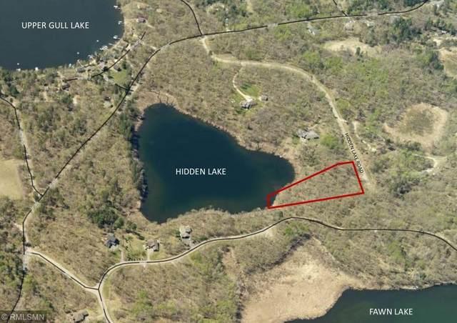 TBD Hidden Lake Road, Lake Shore, MN 56468 (#5731926) :: Holz Group
