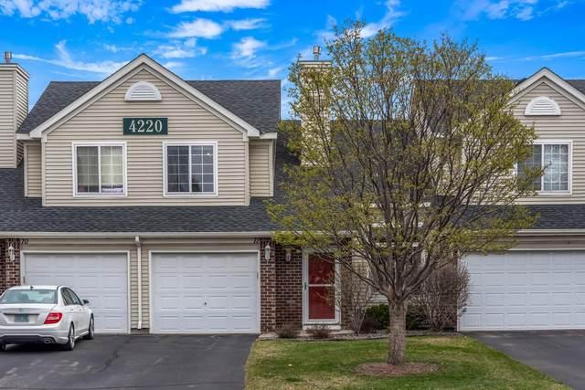 4220 Merrimac Lane N #71, Plymouth, MN 55446 (#5732721) :: Twin Cities Elite Real Estate Group | TheMLSonline