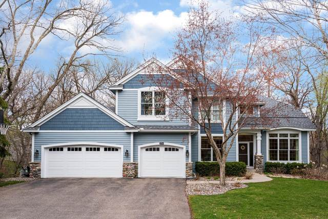 13764 Evergreen Court, Apple Valley, MN 55124 (#5733027) :: Twin Cities South