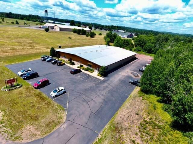 15909 Dyno Drive, Hayward, WI 54843 (#5733183) :: Lakes Country Realty LLC