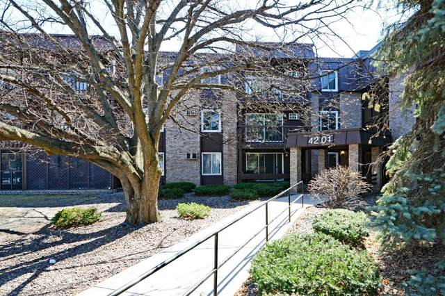 4201 Lakeside Avenue N #311, Brooklyn Center, MN 55429 (#5734027) :: Holz Group