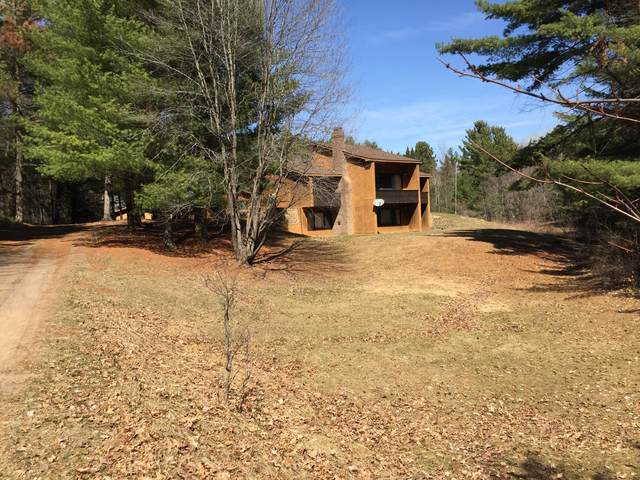6736 County Rd A, Webster, WI 54893 (#5734817) :: The Pietig Properties Group
