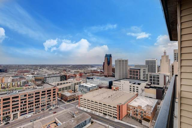 78 10th Street E #2505, Saint Paul, MN 55101 (#5735966) :: Holz Group