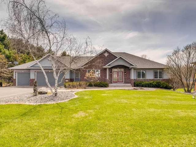 25582 E Comfort Drive, Wyoming, MN 55013 (#5737142) :: Holz Group