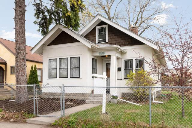 1323 Thomas Avenue, Saint Paul, MN 55104 (#5737270) :: Holz Group