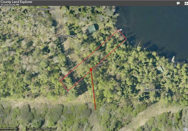 TBD Muskego Point, Cook, MN 55723 (#5739326) :: Straka Real Estate