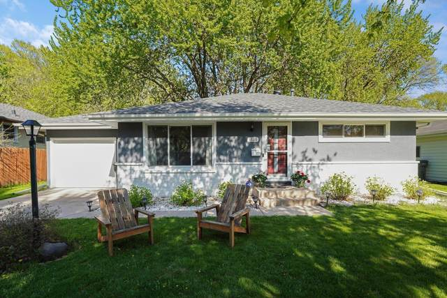 4525 Polk Street NE, Columbia Heights, MN 55421 (#5739407) :: Tony Farah | Coldwell Banker Realty