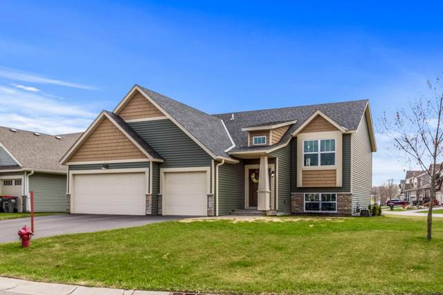 1952 140th Avenue NW, Andover, MN 55304 (#5739843) :: The Jacob Olson Team