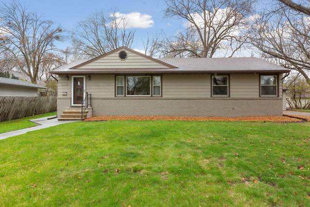 4310 Tyler Street NE, Columbia Heights, MN 55421 (#5740327) :: Lakes Country Realty LLC