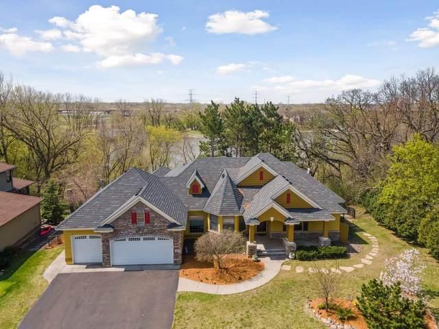 431 Vadnais Lake Drive, Vadnais Heights, MN 55127 (#5740469) :: Tony Farah   Coldwell Banker Realty