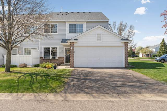 15923 Flotilla Trail #263, Apple Valley, MN 55124 (#5740629) :: The Janetkhan Group