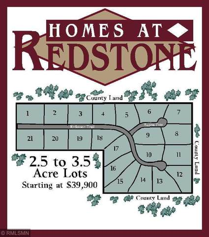 Lot 14 Redstone Trail, Loon Lake Twp, MN 56472 (#5740718) :: The Jacob Olson Team