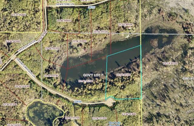 Lot 12 Grand Emerald Lane, Nevis, MN 56467 (MLS #5741285) :: RE/MAX Signature Properties