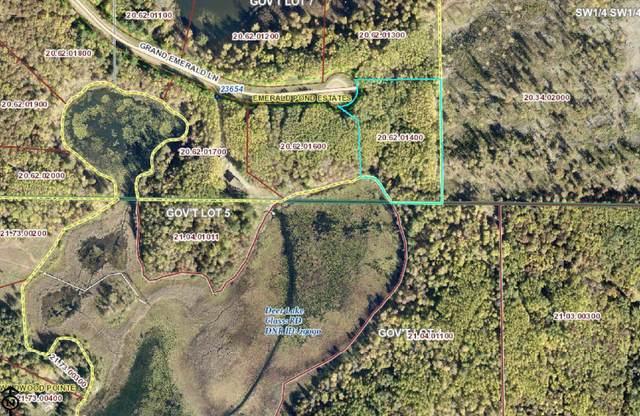 Lot 13 Grand Emerald Lane, Nevis, MN 56467 (#5741291) :: Servion Realty