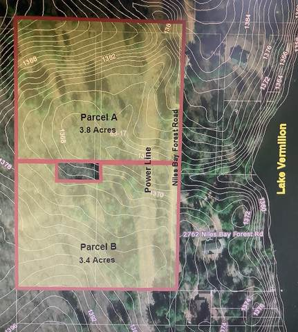 Parcel B Niles Bay Forest Rd, Buyck, MN 55723 (#5741503) :: The Janetkhan Group
