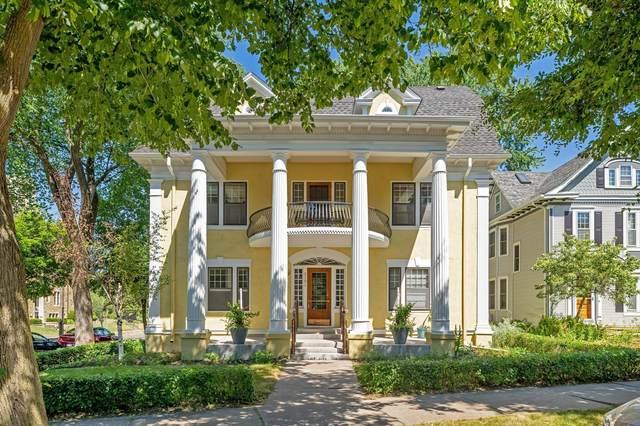 2101 Newton Avenue S R2, Minneapolis, MN 55405 (#5742523) :: Tony Farah | Coldwell Banker Realty