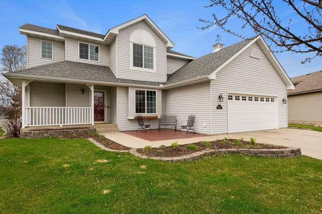 1525 Camden Woods Terrace, Saint Cloud, MN 56301 (#5742644) :: Tony Farah | Coldwell Banker Realty
