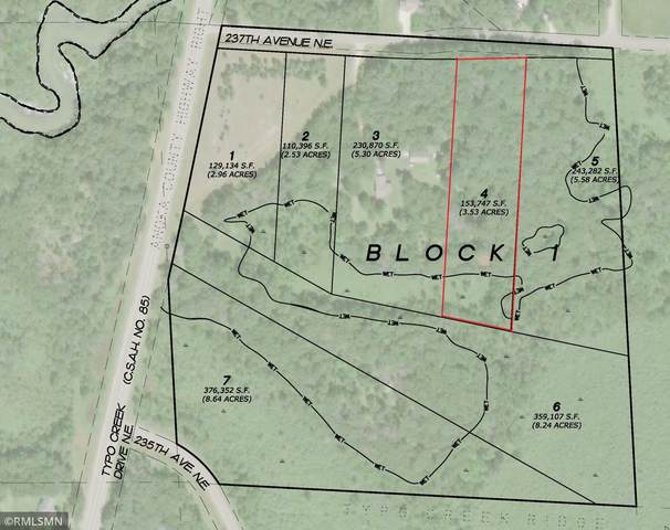 Lot 4 237th Avenue NE, Stacy, MN 55079 (#5743220) :: Twin Cities South