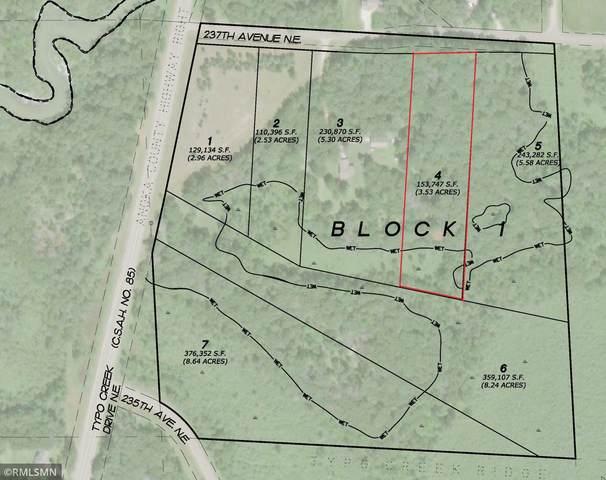 Lot 4 237th Avenue NE, Linwood Twp, MN 55079 (MLS #5743220) :: RE/MAX Signature Properties