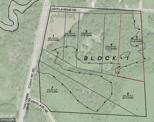 Lot 5 237th Avenue NE, Stacy, MN 55079 (#5743221) :: Twin Cities South