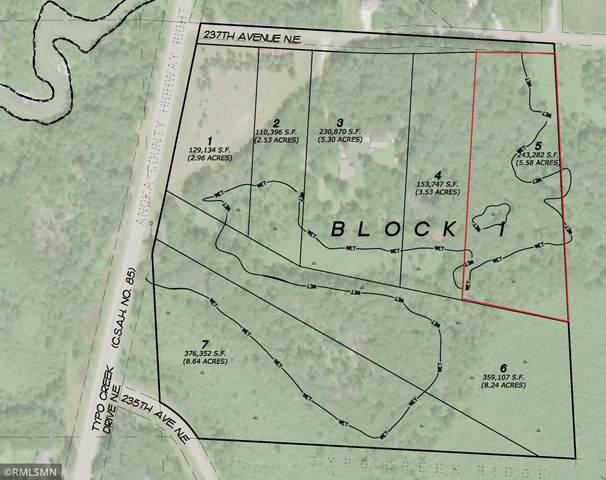 Lot 5 237th Avenue NE, Linwood Twp, MN 55079 (MLS #5743221) :: RE/MAX Signature Properties