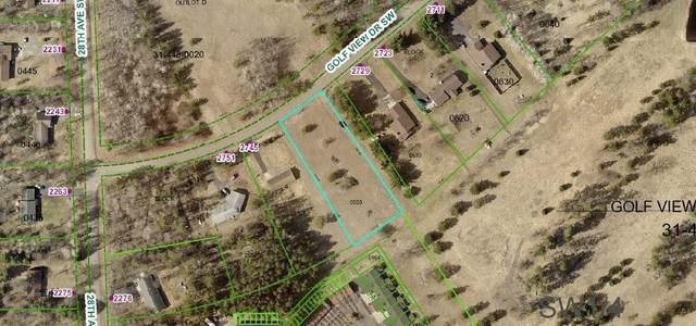 L5,B5 Golf View Drive SW, Pine River, MN 56474 (MLS #5744352) :: RE/MAX Signature Properties