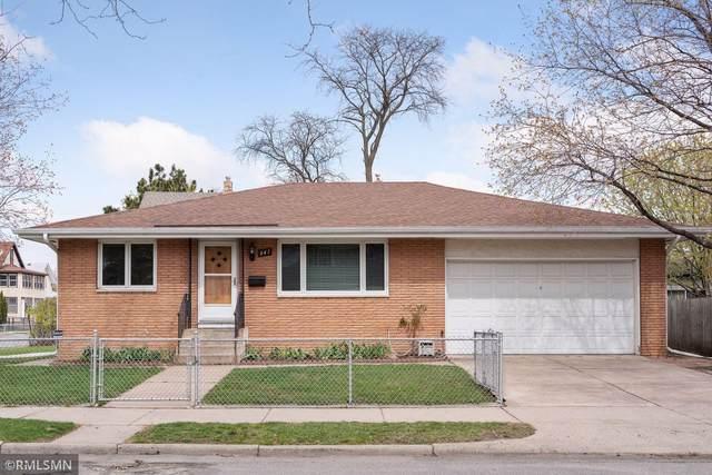 641 Summer Street NE, Minneapolis, MN 55413 (#5744899) :: The Janetkhan Group