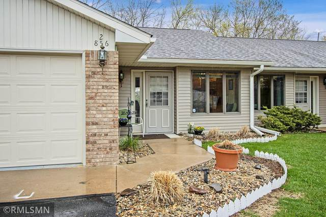 856 E 11th Street A2, New Richmond, WI 54017 (#5745963) :: The Janetkhan Group