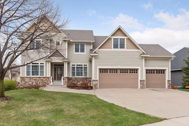 2809 Aspen Lake Drive NE, Blaine, MN 55449 (#5747896) :: The Preferred Home Team