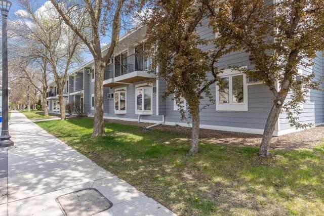 3600 Penn Avenue N #103, Minneapolis, MN 55412 (#5748432) :: Straka Real Estate