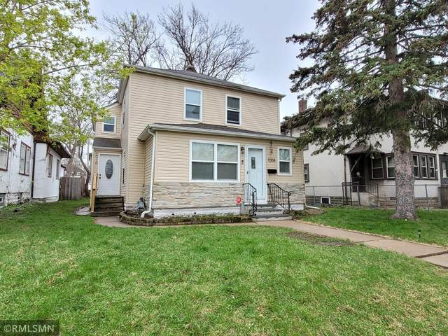 1008 Gould Avenue NE, Columbia Heights, MN 55421 (#5749156) :: Holz Group