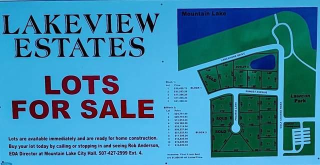 Blk 2 Lot 8 Sunset Avenue-Prairie Lane, Mountain Lake, MN 56159 (MLS #5750136) :: RE/MAX Signature Properties