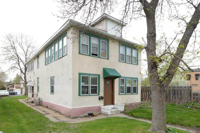 2418 University Avenue NE, Minneapolis, MN 55418 (#5750822) :: Helgeson & Platzke Real Estate Group