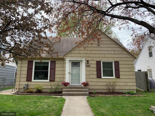 5916 Thomas Avenue S, Minneapolis, MN 55410 (#5751315) :: The Janetkhan Group