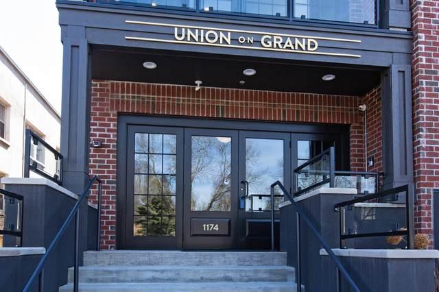 1174 Grand Avenue #201, Saint Paul, MN 55105 (#5752310) :: The Duddingston Group