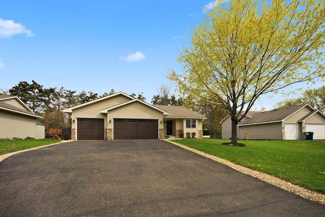 3001 93rd Avenue NE, Blaine, MN 55449 (#5752356) :: Twin Cities Elite Real Estate Group | TheMLSonline