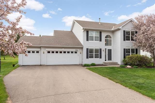 3864 Homestead Drive, Woodbury, MN 55125 (#5752543) :: The Preferred Home Team