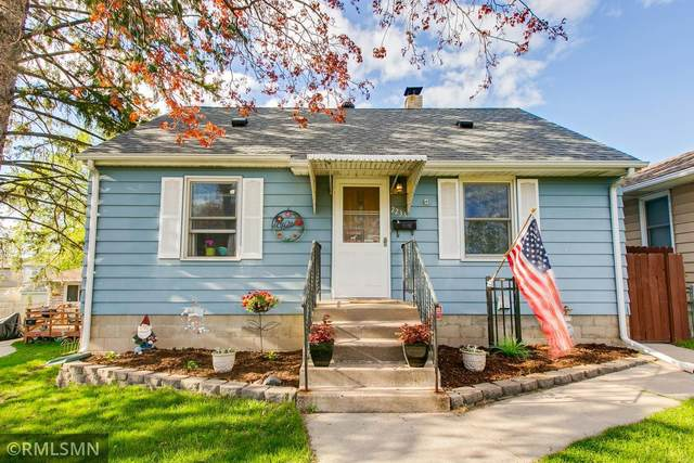 2233 Reaney Avenue E, Saint Paul, MN 55119 (#5752655) :: The Janetkhan Group