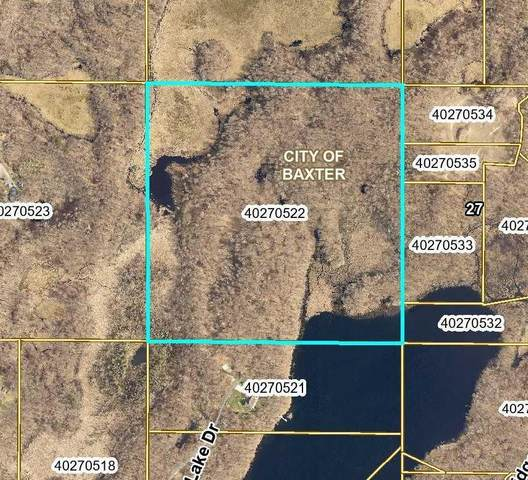 40 Acres - Hilly Oaks Drive, Baxter, MN 56425 (#5752832) :: Bre Berry & Company