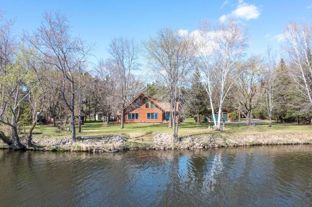4209 Lake Placid Boulevard SW, Pillager, MN 56473 (#5753070) :: Servion Realty