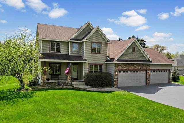 3250 156th Avenue NW, Andover, MN 55304 (#5753670) :: The Jacob Olson Team