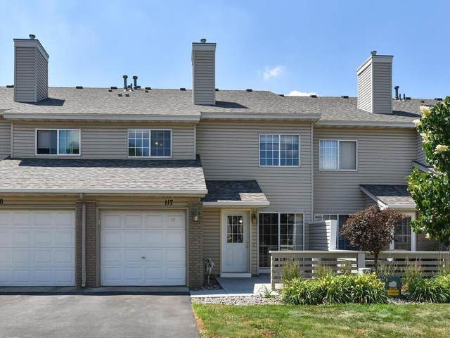 13171 Meadowood Curve NW #117, Coon Rapids, MN 55448 (#5753761) :: The Preferred Home Team