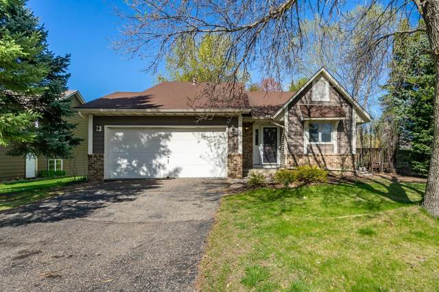 3601 Blue Jay Way, Eagan, MN 55123 (#5753814) :: The Janetkhan Group