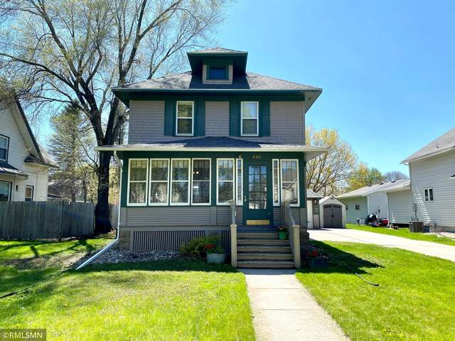 615 W Marshall Street, Marshall, MN 56258 (#5754001) :: The Odd Couple Team