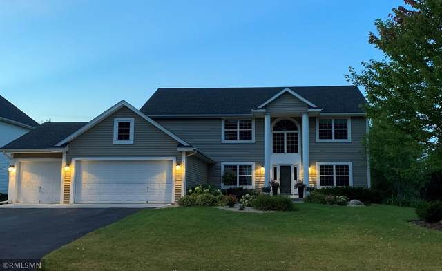 9735 Laforet Drive, Eden Prairie, MN 55347 (#5754453) :: The Janetkhan Group