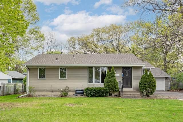 10561 Terrace Road NE, Blaine, MN 55434 (#5754741) :: Happy Clients Realty Advisors