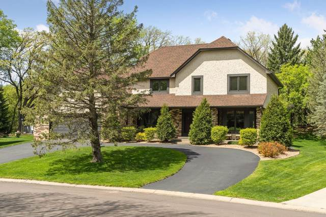 8743 Highwood Way, Apple Valley, MN 55124 (#5754798) :: The Janetkhan Group